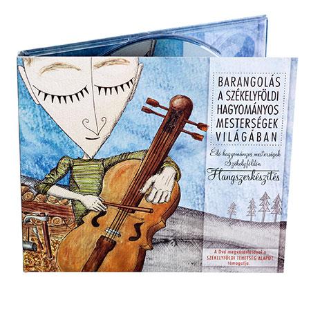 Élő hagyományos mesterségek Székelyföldön – Hangszerkészítés